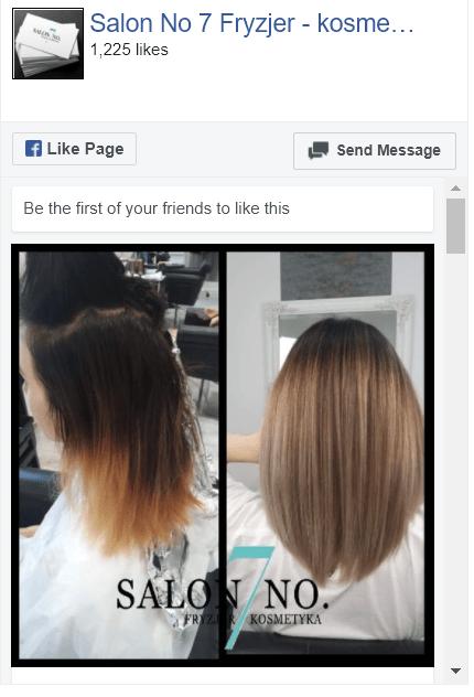 Wtyczka Facebook na własnej stronie