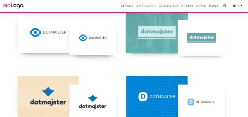 Otologo - kreator logotypów