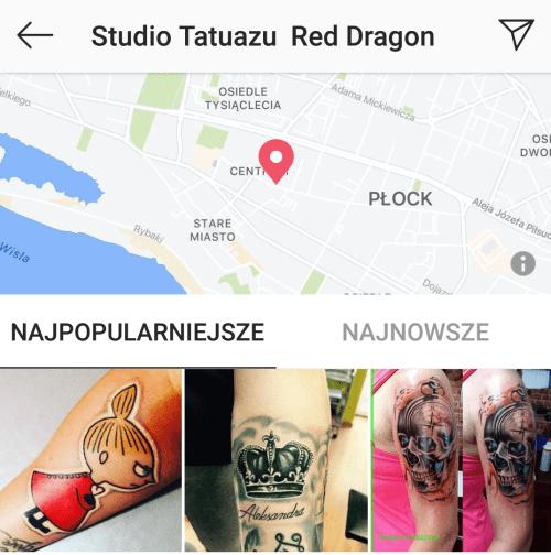 Promowanie swojej firmy na Instagramie